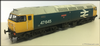 Bachmann 31-660A TTC G Class 47 47645 'Robert F Farlie' Large Logo - Expertly Reworked by ABC